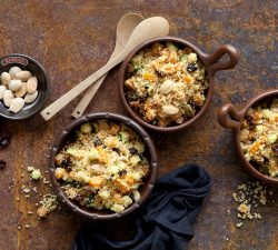Borges reseptit - Kuskus kasviksilla ja pähkinöillä