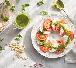 salat šalát caprese
