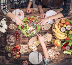 Zdravé recepty na rodinné posedenie