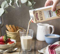 BORGES - Tres desayunos perfectos para incorporar la bebida de nuez a tu dieta