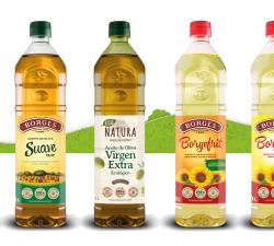 Rôzne tipy olivového oleja