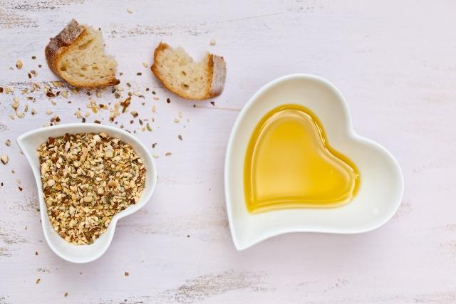 Extra panenský olivový olej na vysoký krvný tlak