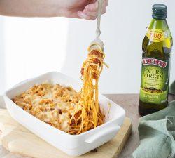 Recept na špagety s chorizom