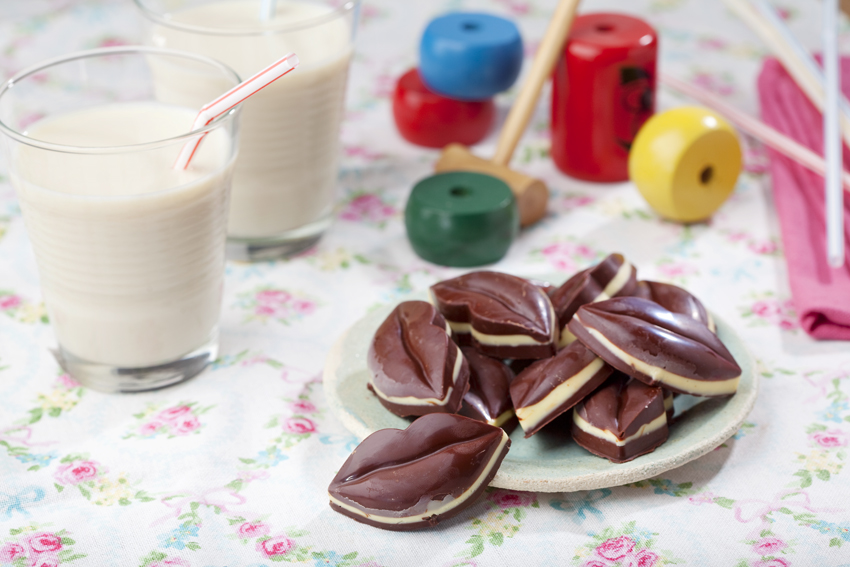 Čokoládové bonbóny