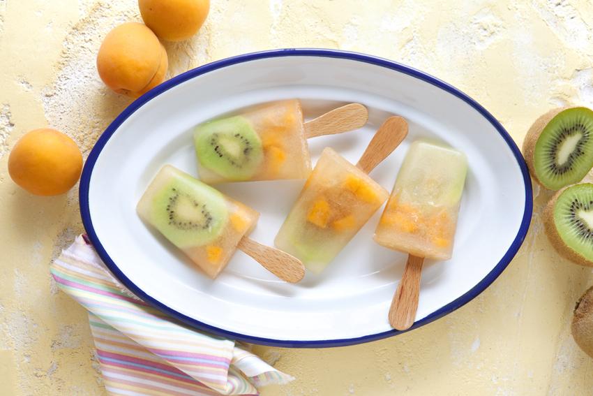 Ovocné nanuky - domáce nanuky