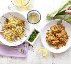 Nízkokalorické recepty na těstoviny